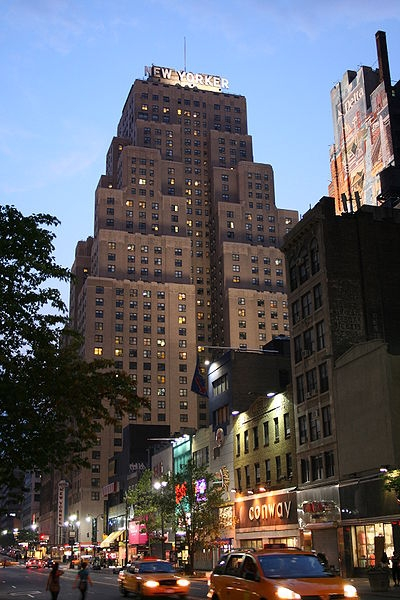 10 Largest Hotels In New York City